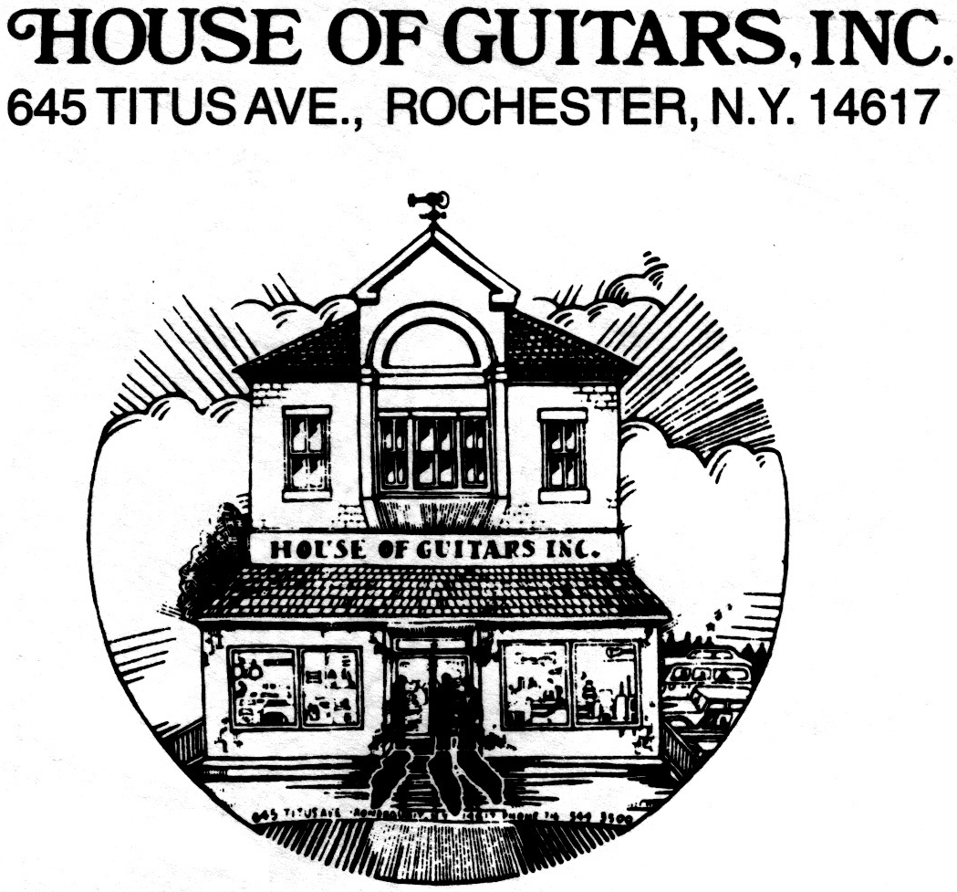 House of Guitars