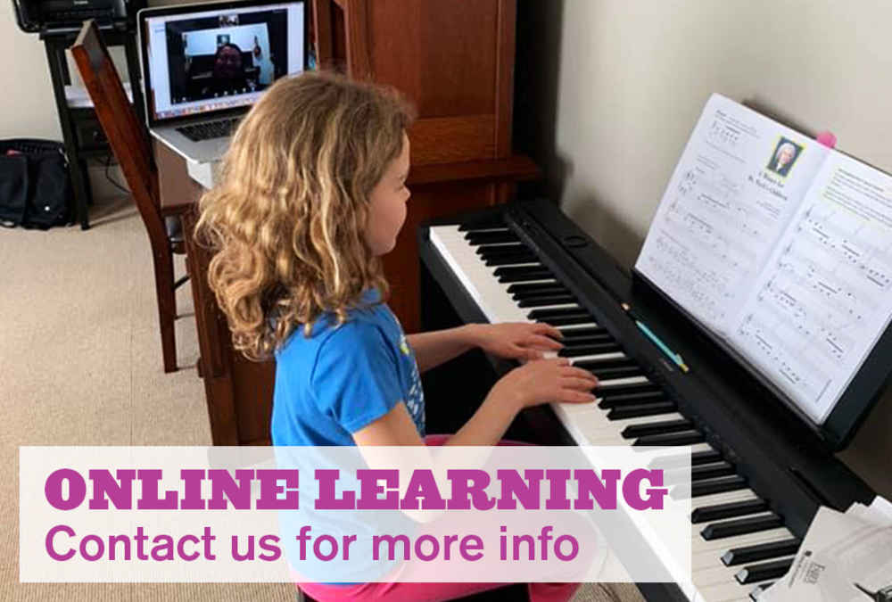Online Learning - Contact us for more info
